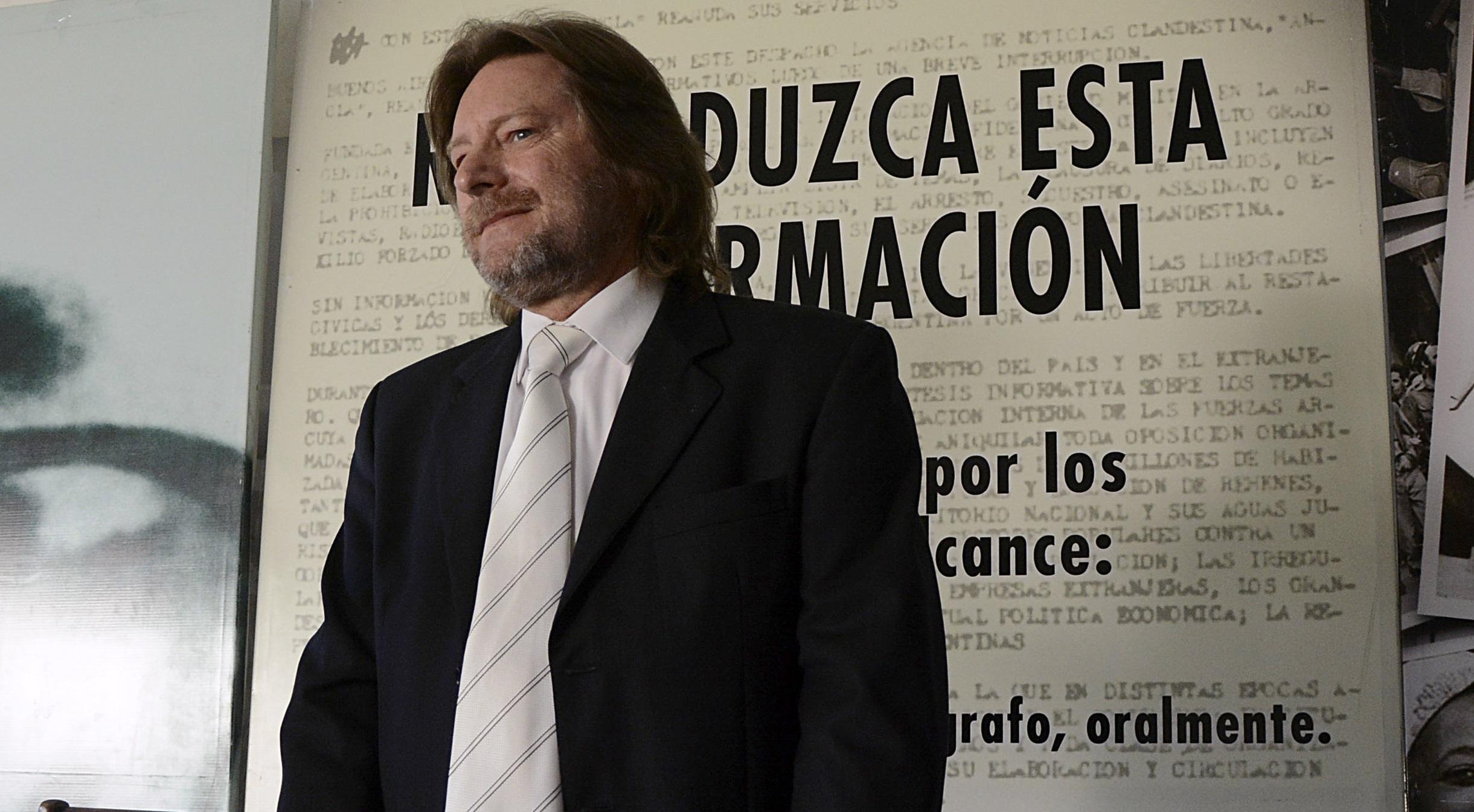 Foto: Carlos Cermele - Télam