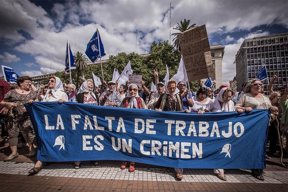 Hebe de Bonafini opinó sobre el pedido de detención de Cristina Fernández