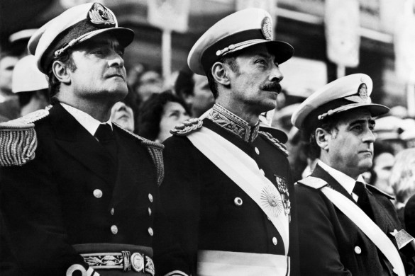 ARGENTINA-HUMAN RIGHTS-VIDELA-OBIT-FILE