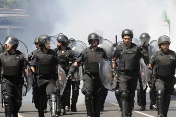 represion estatal