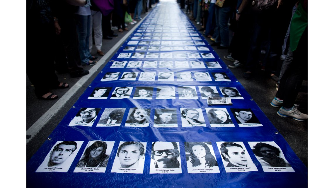 por qué los desaparecidos son 30.000