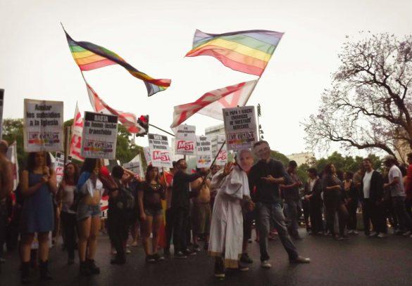 Fotoreportaje – XXV Marcha del Orgullo LGBTIQ