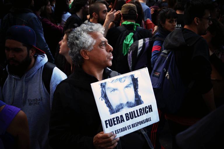 Respuestas del caso Santiago Maldonado