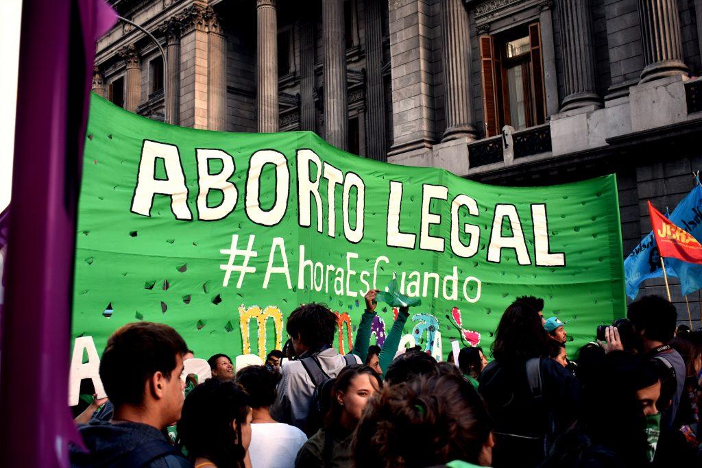 aborto en el Congreso