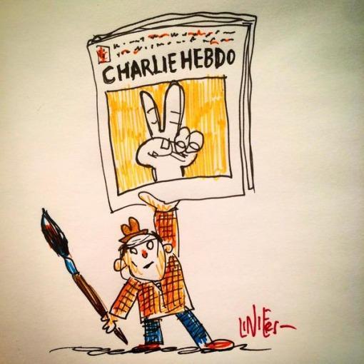"""Atentado en Francia a la redacción de la revista """"Charlie Hedbo"""""""