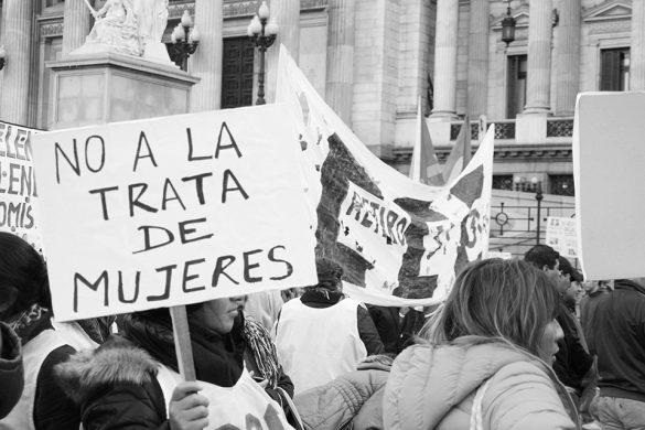 Fotoreportaje – #NiUnaMenos: un nuevo grito histórico
