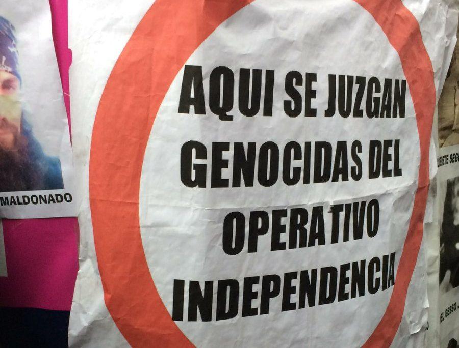 operativo independencia