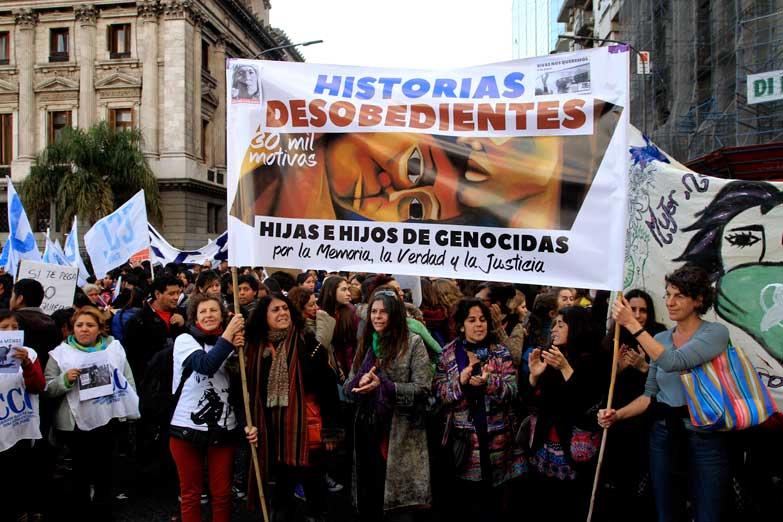 hijos de genocidas