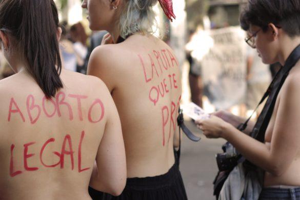 Fotoreportaje – Paro Internacional de Mujeres: el día que el feminismo trascendió fronteras