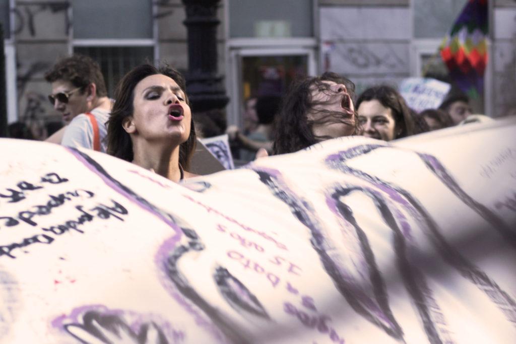 luchas feministas 1