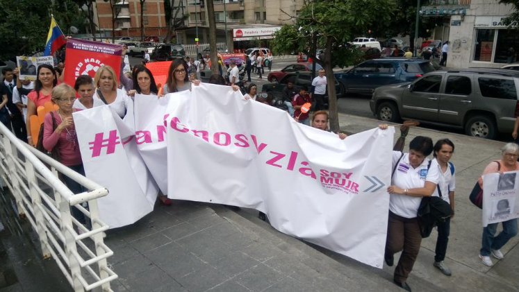 Marcha-Mujer