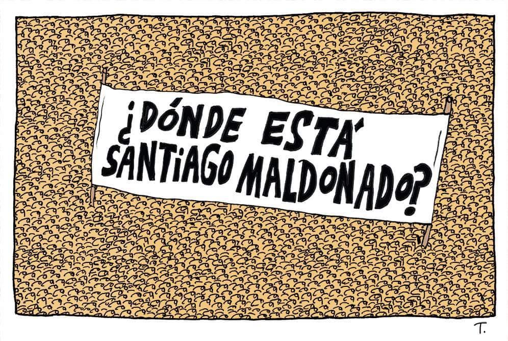 Santiago Maldonado Tute