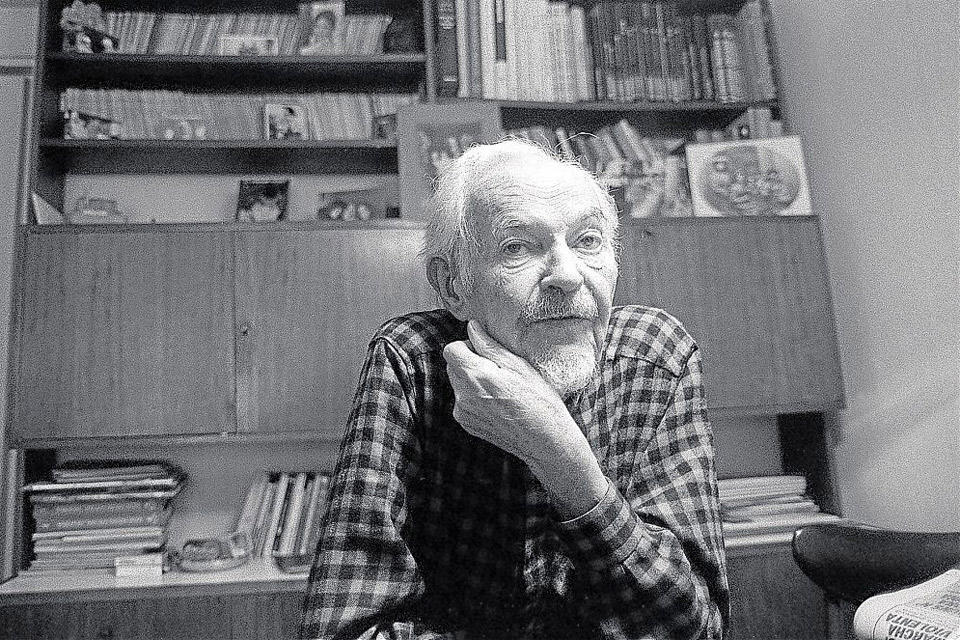 Spivacow en su casa 92 foto rafael calviño