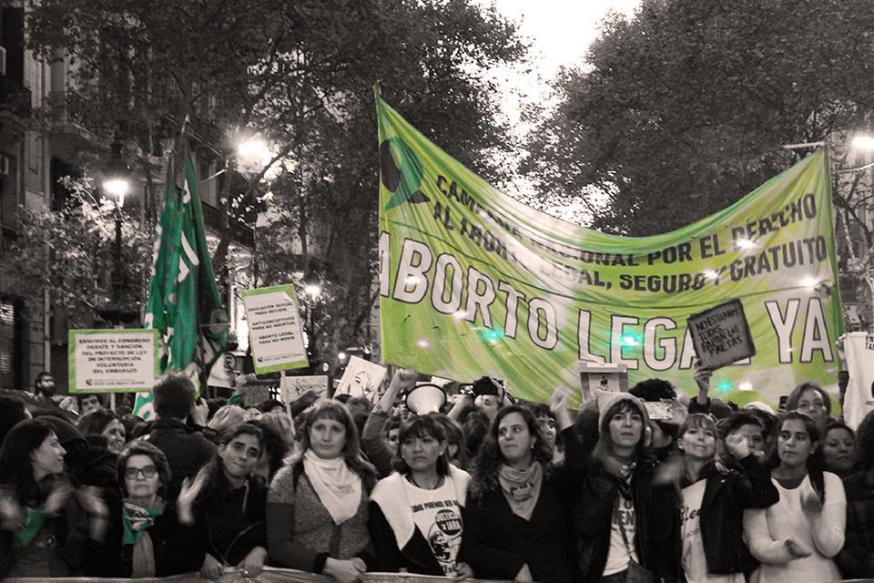 De Cara A Las Elecciones Legislativas De Octubre El Diario La Nacion Publico Un Editorial En Donde Reivindica La Penalizacion Del Aborto Y Rechaza La