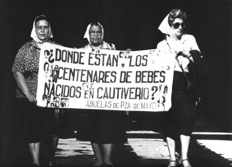abuelas de plaza de mayo