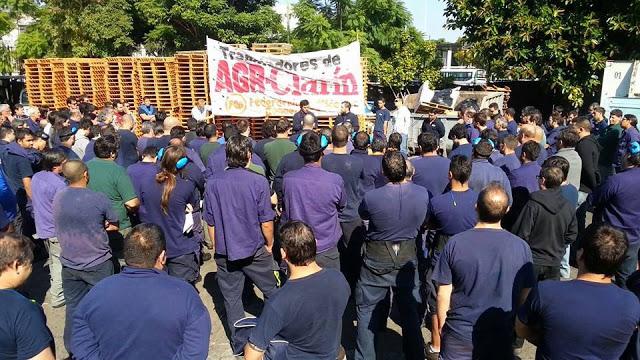 asamblea AGR Clarín
