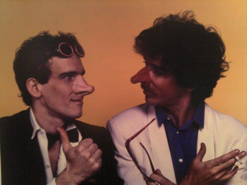 Charly y Spinetta
