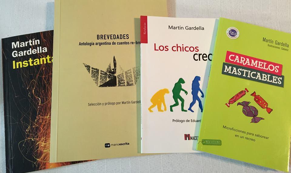 libros martin gardella