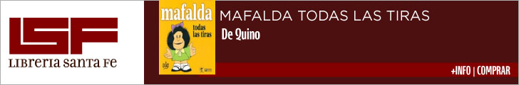 Mafalda todas las tiras LSF