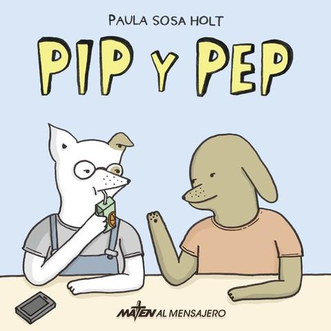 pip y pep libro